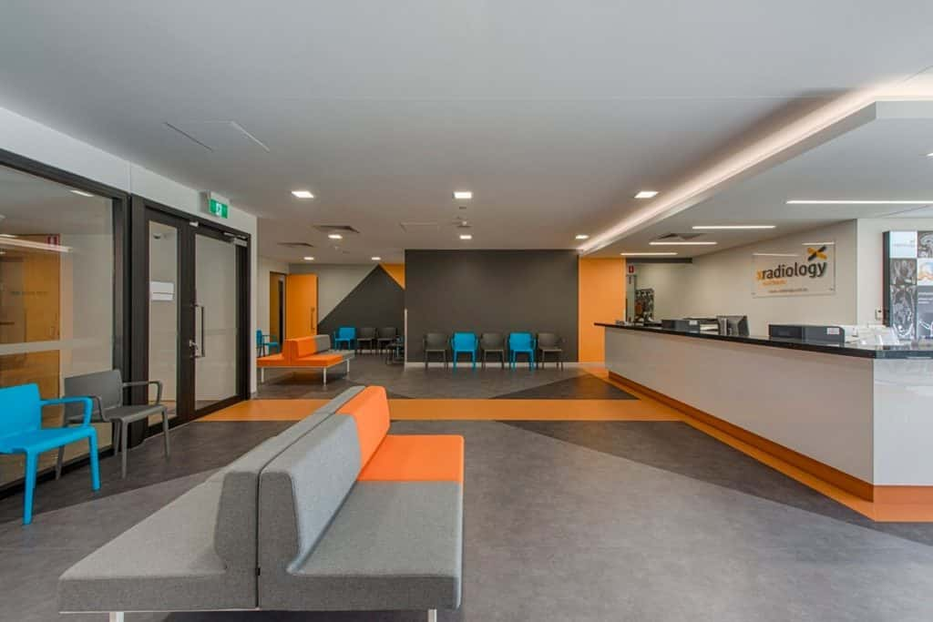 X-radiology fitout