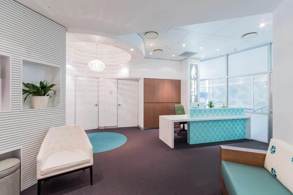 Medical practice lighting design ideas