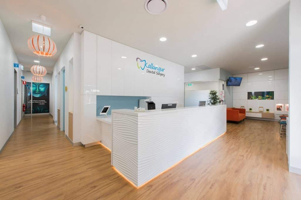 Kallangur Dental cohesive dental practice design