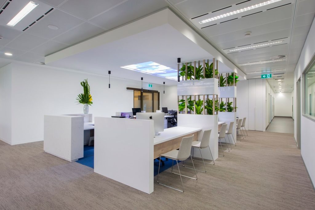 Efficient dental clinic workflow is a key feature of the Melbourne Oral and Maxillofacial fitout and design