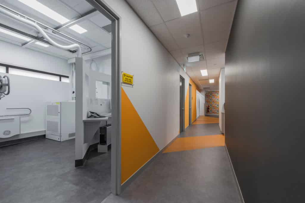 XRadiology fitout