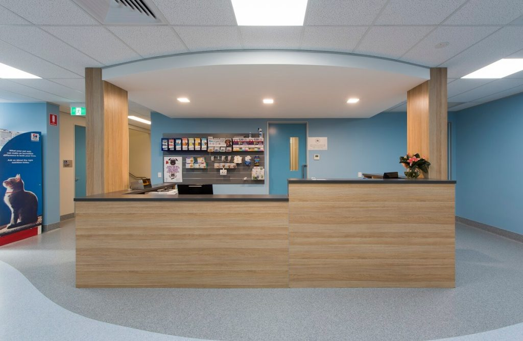 Asquith Vet fitout