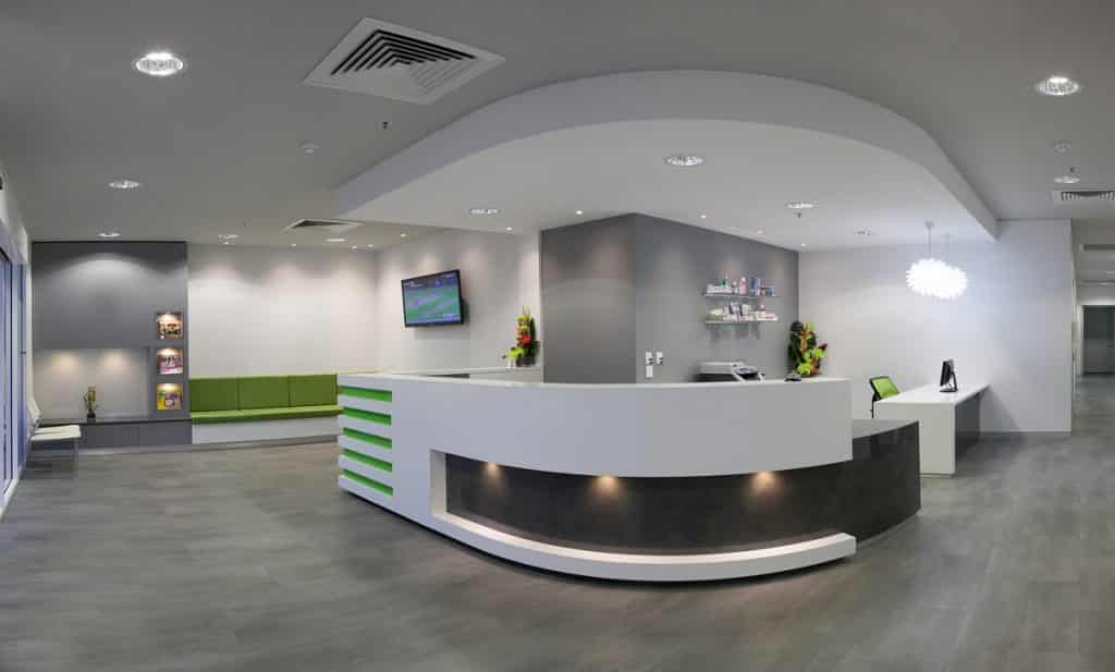 Caneland Dental fitout