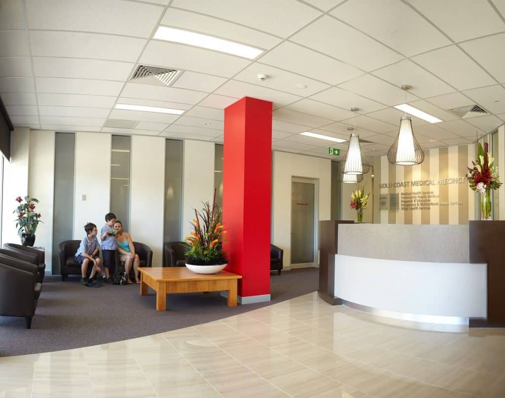 Gold Coast Medical fitout - designing your perfect practice