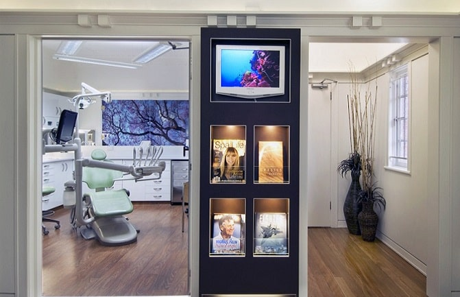 House to dental clinic conversion