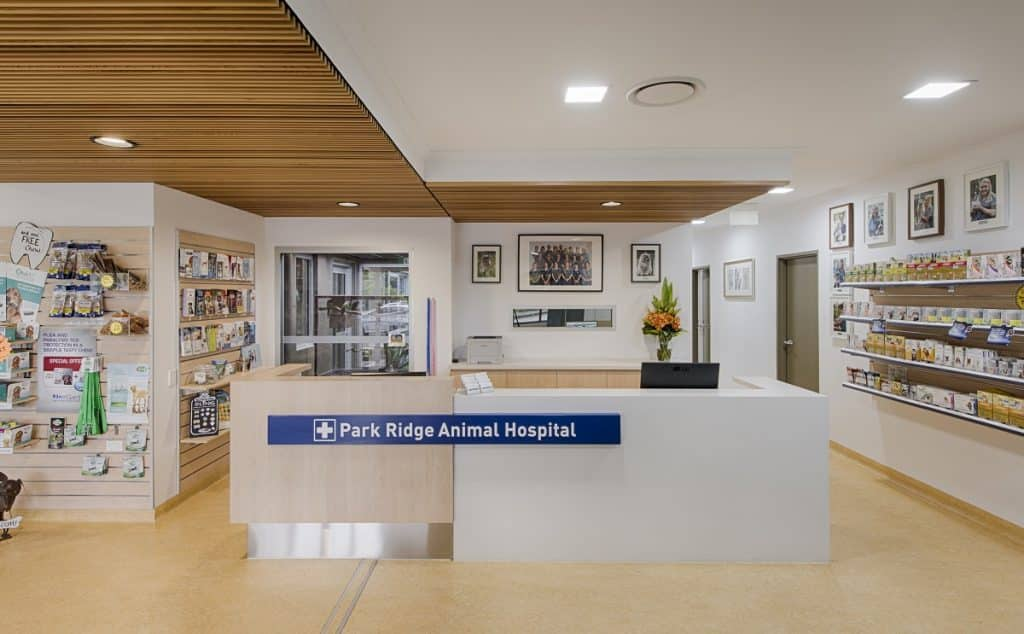 Park Ridge Animal Hospital fitout