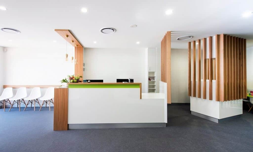 Grow Medical practice fitout