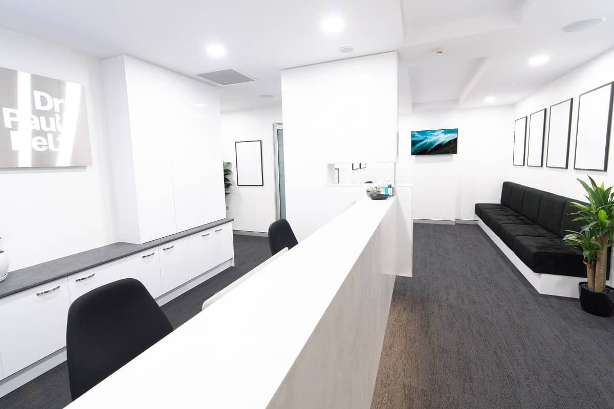 Hospital-based Specialist Suite Fitout