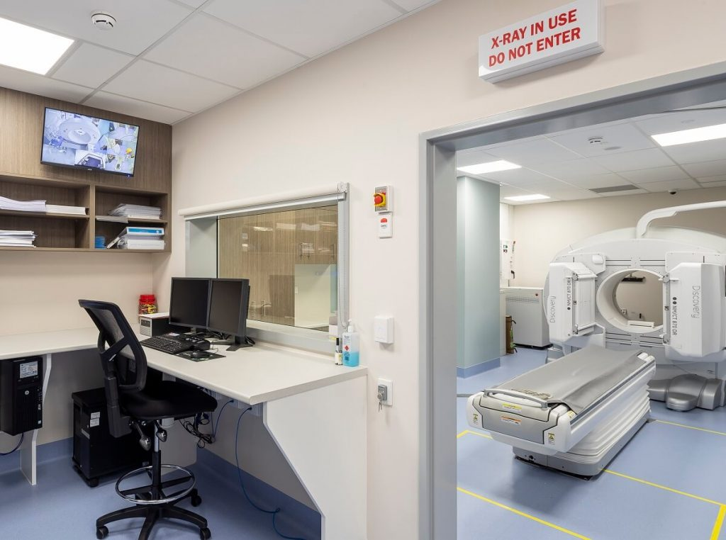 South Coast Radiology John Flynn Hospital fitout