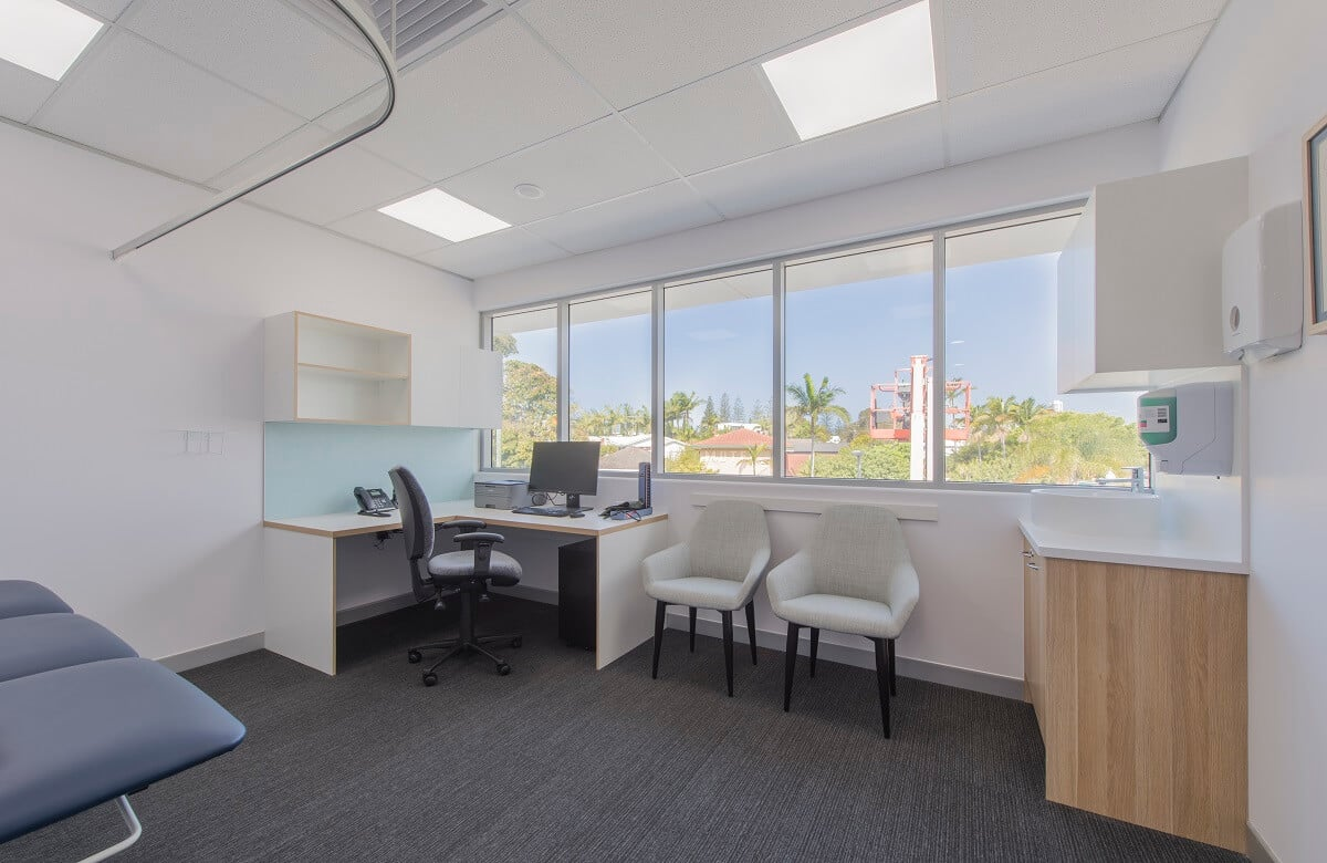 Key Design Regulations For Medical Practice Consulting Rooms