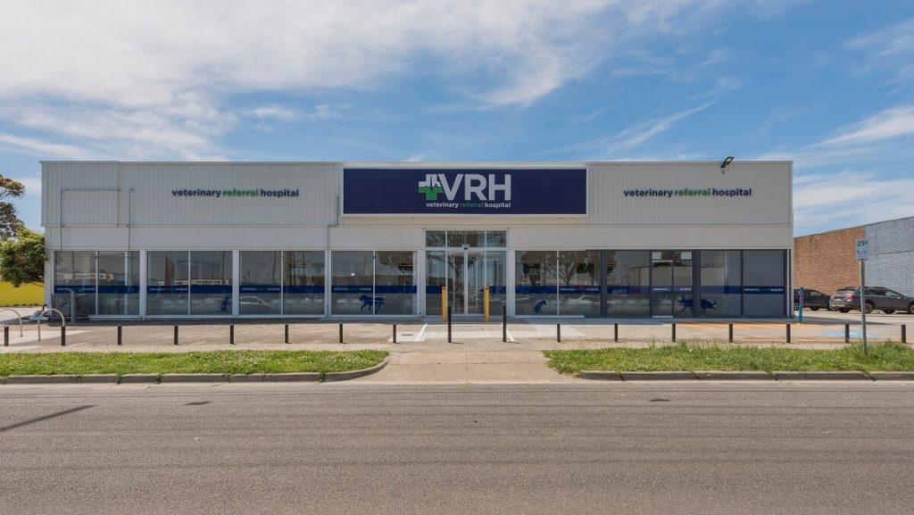 Veterinary Referral Hospital exterior