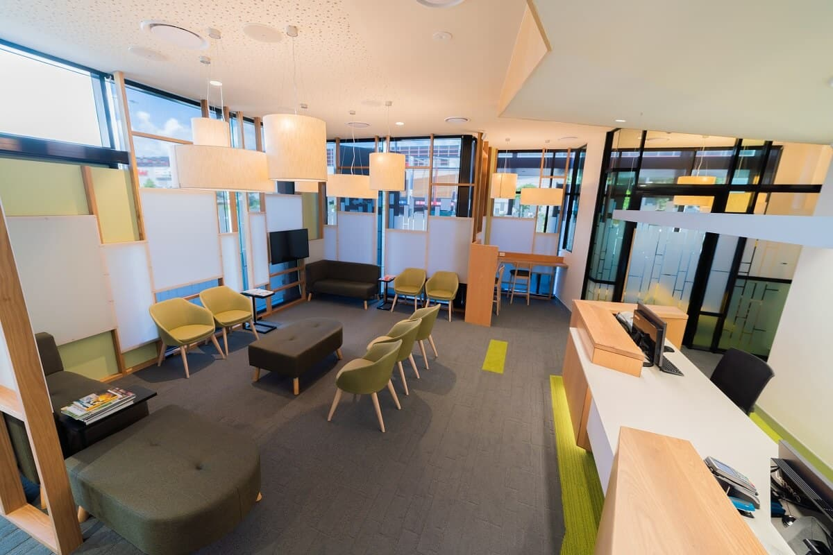 Choosing the Right Colour Palette for Your Practice Fitout