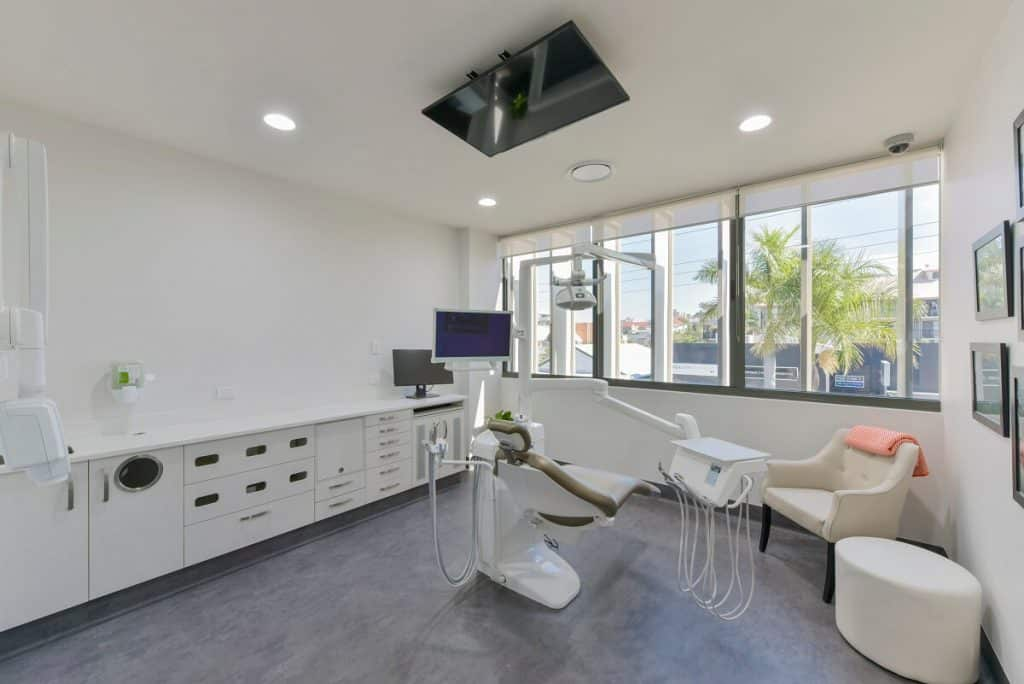 Dental practice flooring