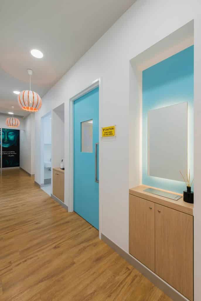 Kallangur Dental practice fitout