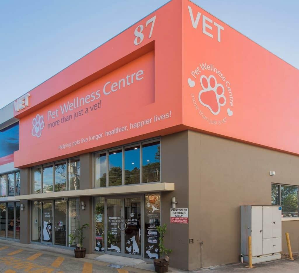 Fear-free Pet Wellness Centre vet practice