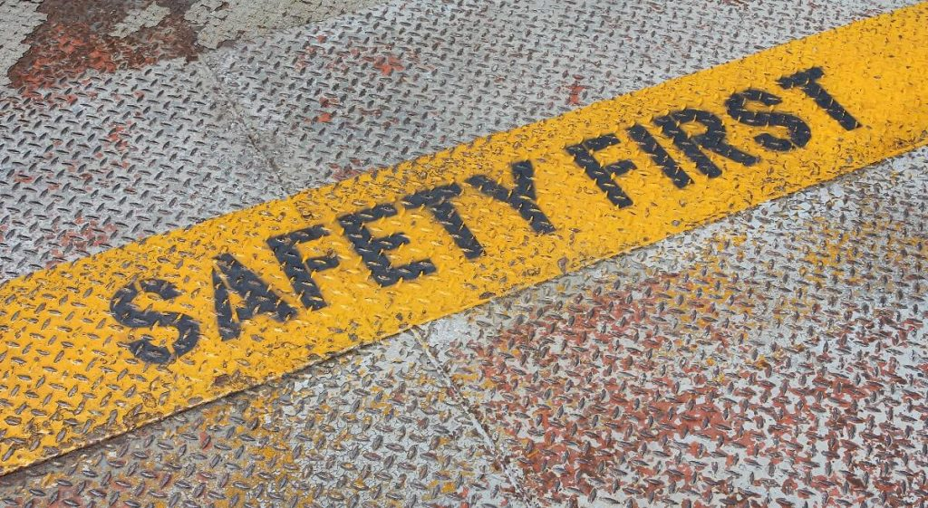 Safety matters at Elite Fitout