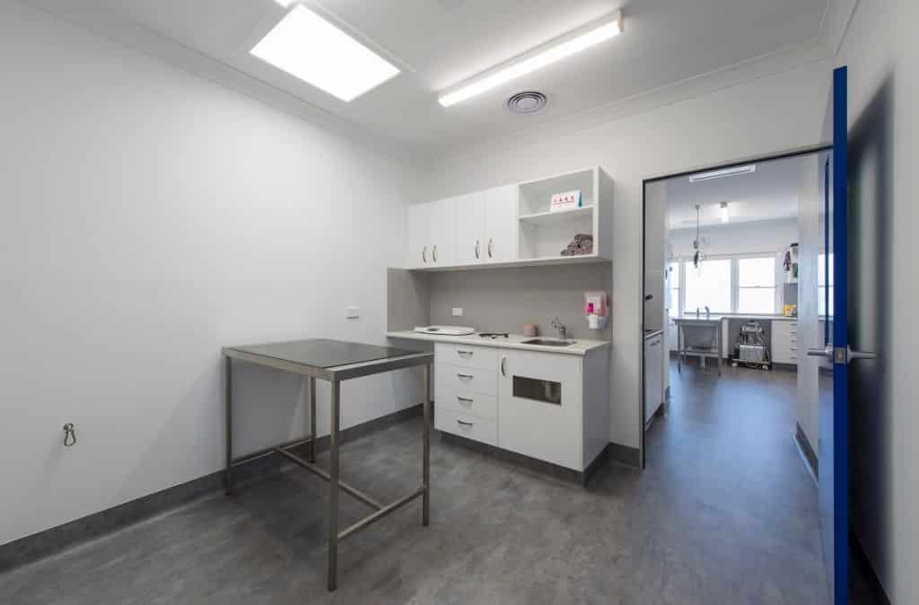 Spring Gully Animal Hospital consult room