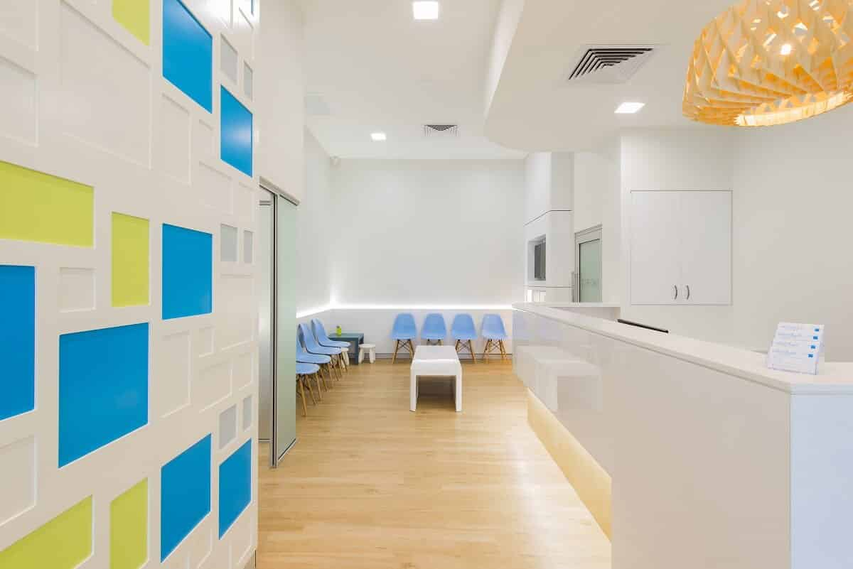 Injecting Colour Into Your Dental Clinic Environment