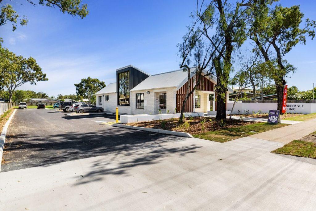 Torenbeek Vet practice building