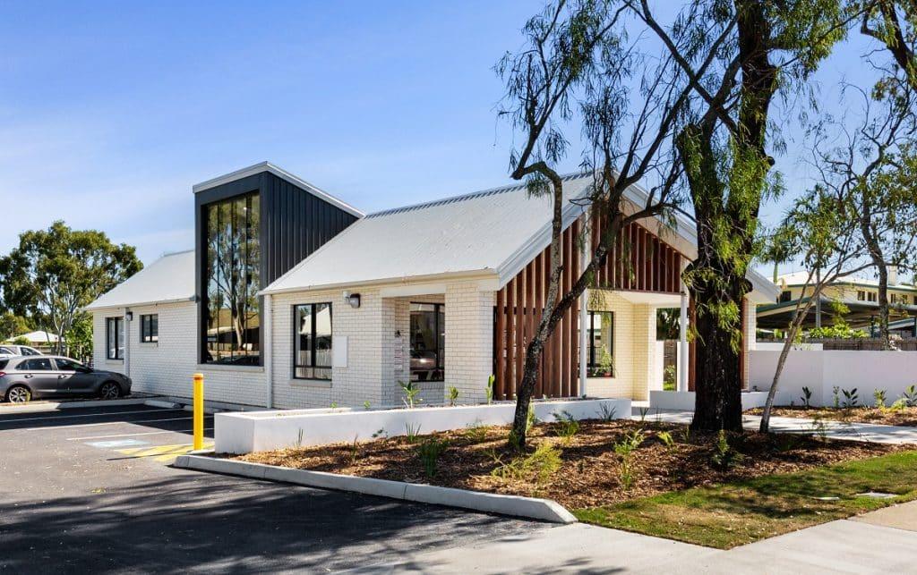 Vet clinic build project