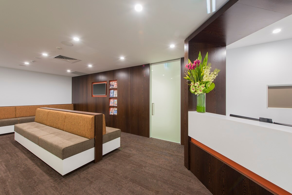 Brisbane Urology Specialist Clinic fitout