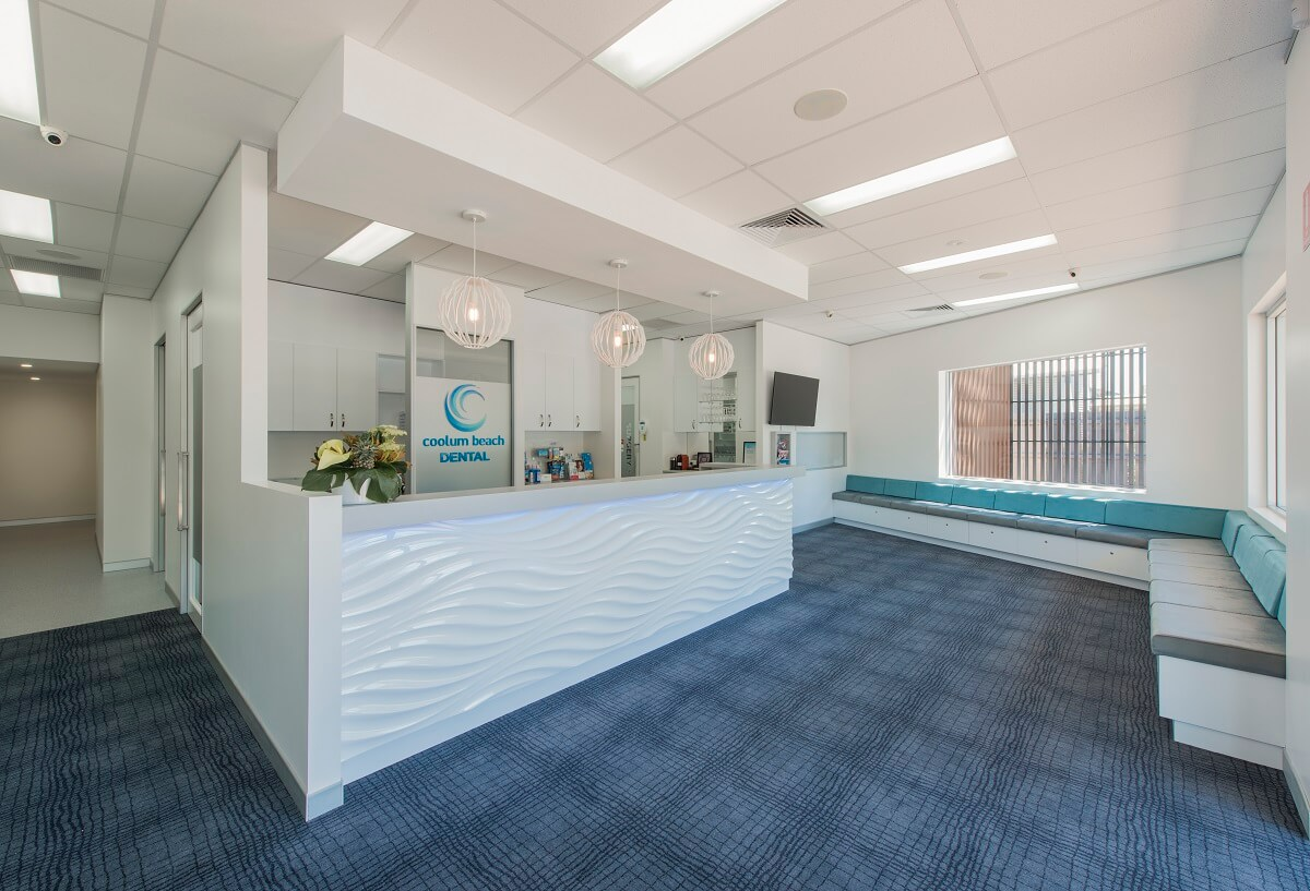 Coolum Beach Dental fitout