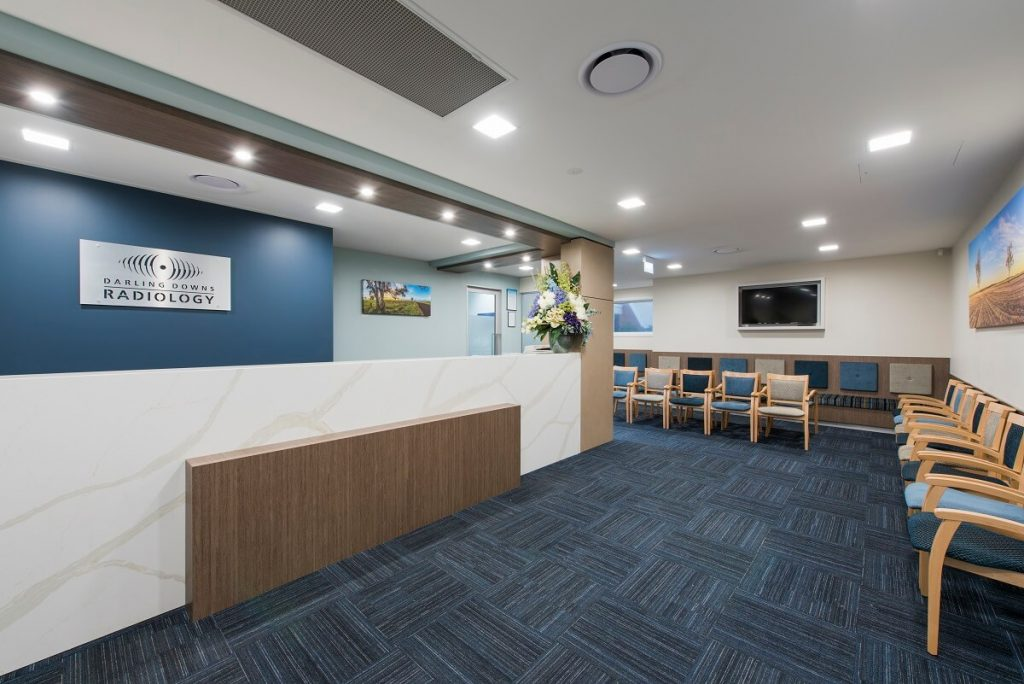 South Coast Radiology Toowoomba fitout