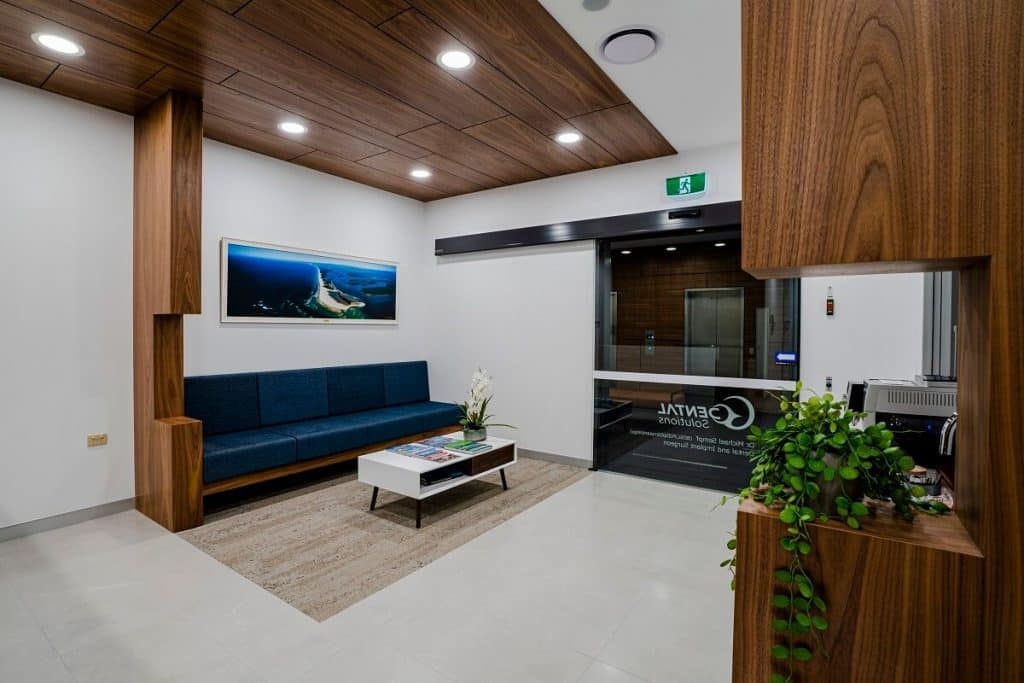 GC Dental Solutions practice fitout