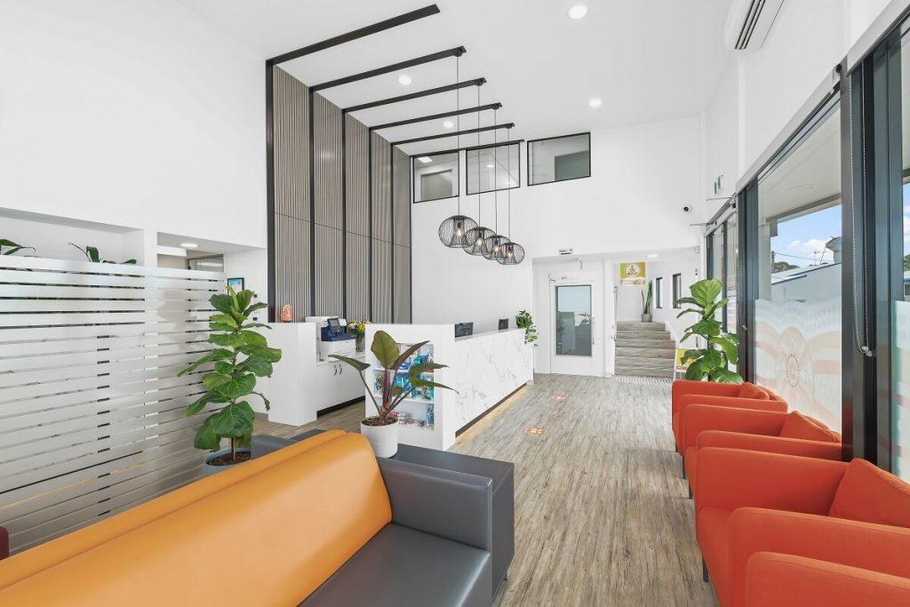 Northshore Dental practice fitout