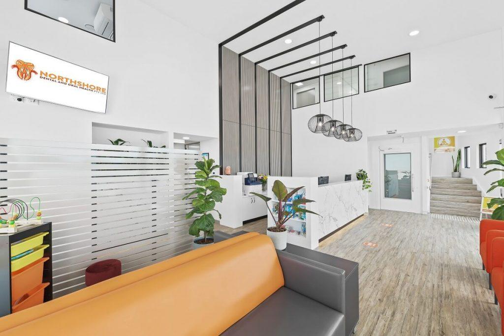 Sunshine Coast dental clinic fitout