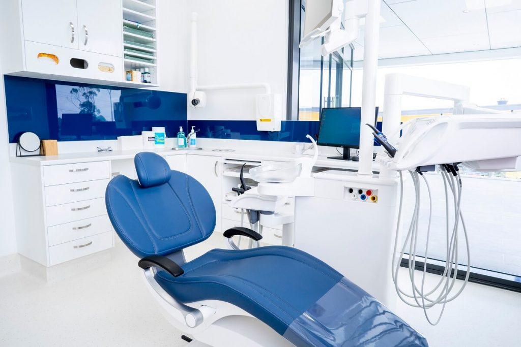 Dental surgery fitout