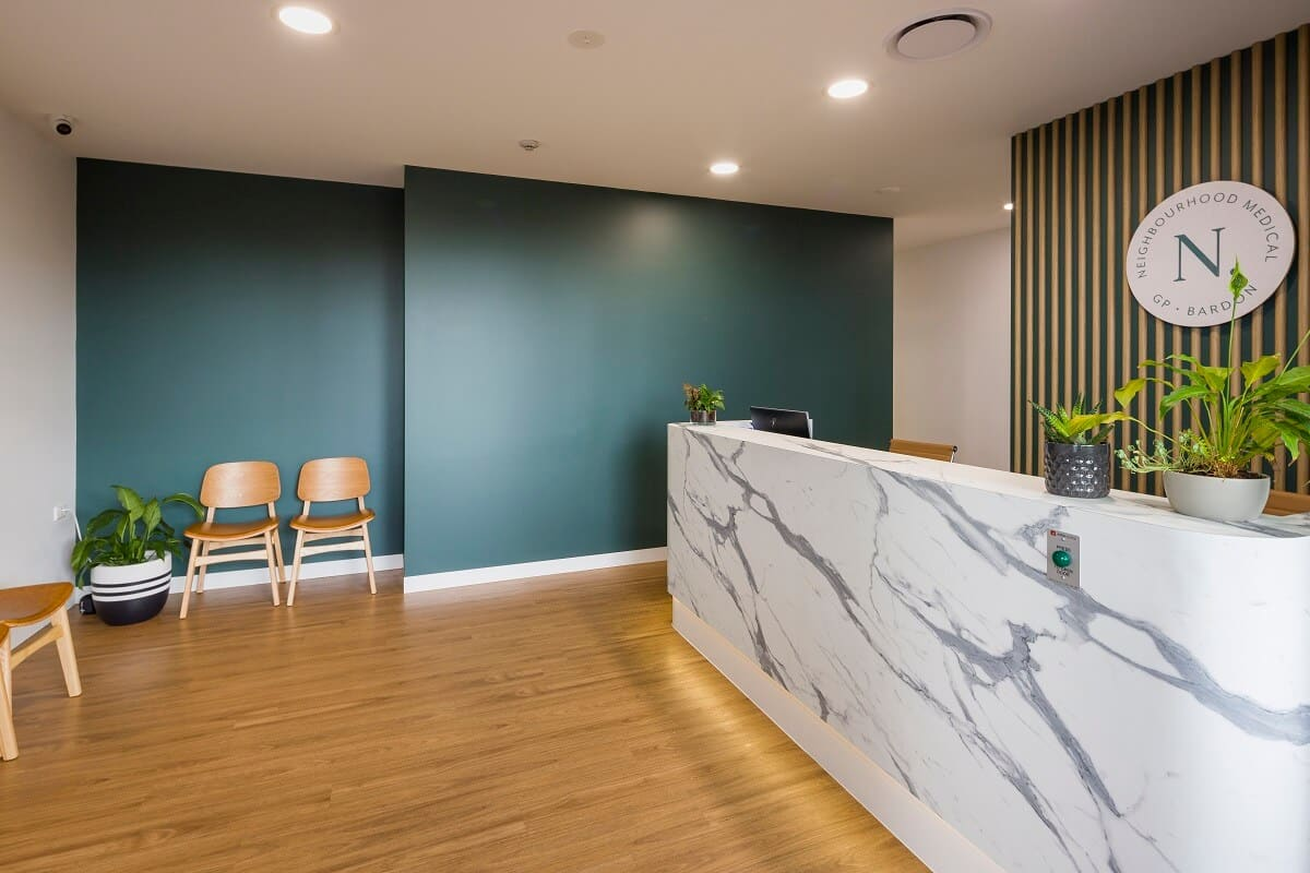 The first step in planning your practice is meeting with your fitout specialist