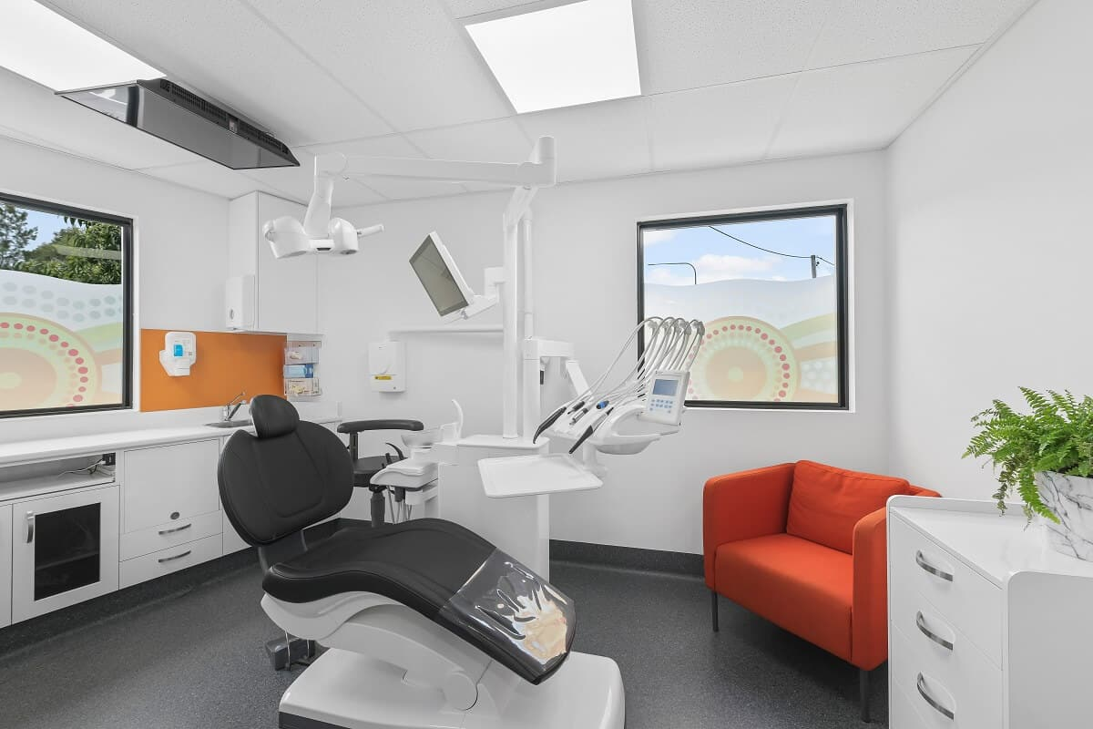 Dental surgery design