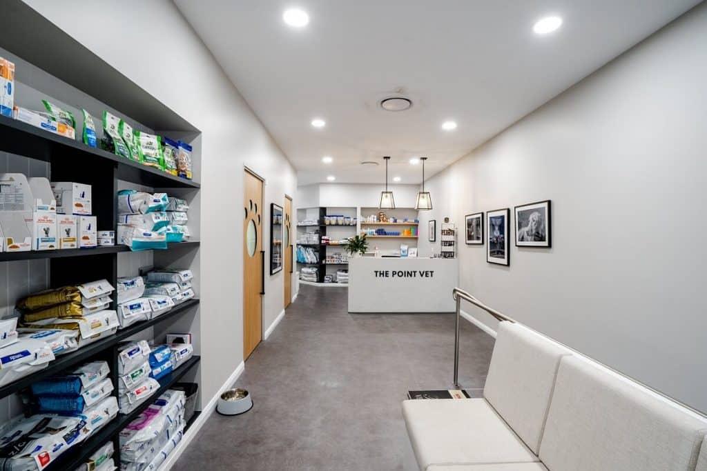 Gold Coast veterinary clinic fitout