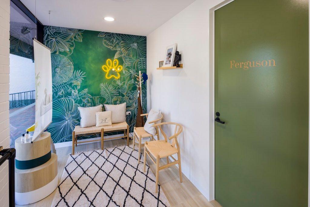 PetKind veterinary practice interior fitout