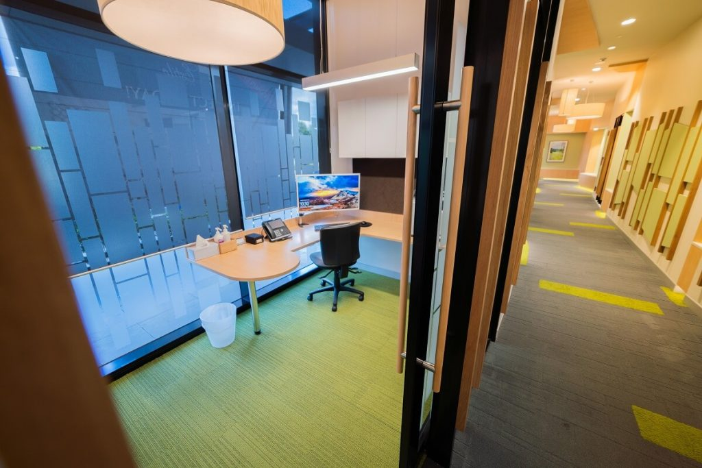Brisbane dental clinic fitout